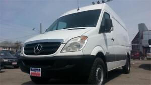 "2008 Dodge Sprinter 2500, High Roof, 144""WB, DIESEL"