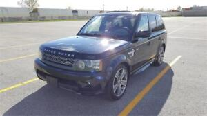 2012 Land Rover Range Rover Sport AUTOBIOGRAPHY TOP OF THE LINE