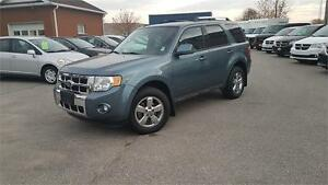 2011 Ford Escape Limited LEATHER/ SUNROOF