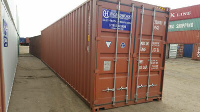 Must Contact Me Before Buying - 40ft High Cube - Free Delivery