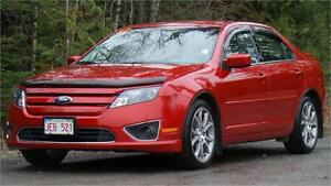 2012 Ford Fusion SE (Well Maintained, Low Km's!)