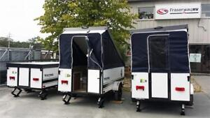 700lbs Tent Trailer, car towable!