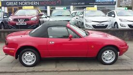 Mazda MX-5 1.6 (low mileage 43k)