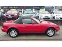 Mazda MX-5 1.6 (low mileage 43k)