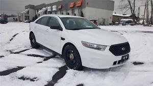 2013 Ford Taurus Police Pack Interceptor AWD