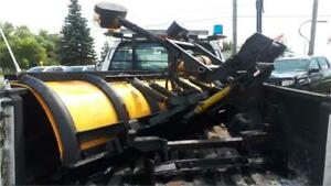 MEYERS PLOW - INCLUDES PLOW CONTROLLER AND ALL THE WIRING!