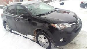 2013 TOYOTA RAV4 AUTOMATIQUE LIMITED FULL EQUIP TRES BELLE