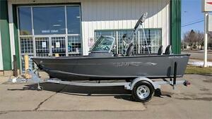 CLEAROUT SPECIAL 2017 LUND 1625 FURY XL SPORT