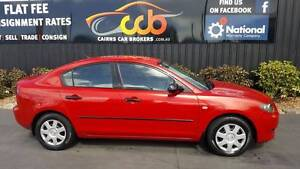 EVER POPULAR !!!      2005  Mazda3 Neo  Sedan DRIVE AWAY TODAY !! Westcourt Cairns City Preview