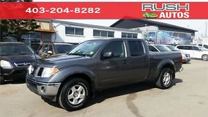 2008 Nissan Frontier SE Crew 4x4 ***MONSTER BLOWOUT SALE***