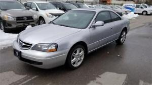 2003 Acura CL Type S | 2 Owners | 6 Spd | Bluetooth | Navigation