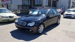 2006 Mercedes Benz C280 4Matic Automatic