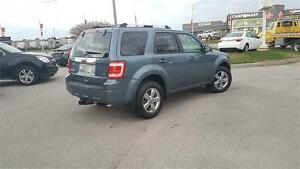 2011 Ford Escape Limited LEATHER/ SUNROOF Cambridge Kitchener Area image 4