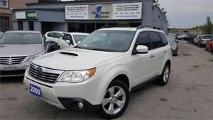 2009 Subaru Forester XT LIMITED