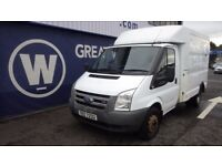 2008 Ford Transit T350m 100 MWB Box