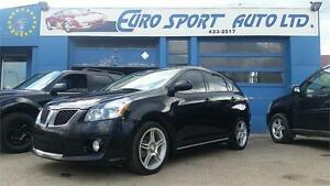 2009 Pontiac Vibe GT -- FINANCING AVAILABLE