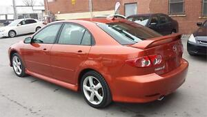 2004 MAZDA6 4 CYLINDRE AUT+ A/C+ ELECTRIC.. 2450$+514-299-4706
