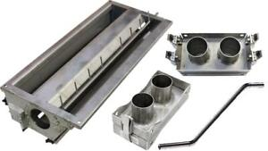 STAINLESS STEEL Air Tank / Cart / Drill Parts for Seeding