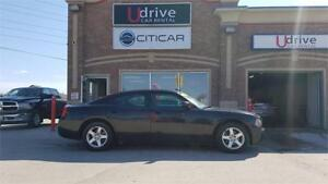 2010 DODGE CHARGER SE,**LOCAL TRADE**ACCIDENT FREE**