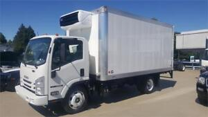 2018 Isuzu NRR 14FT REEFER