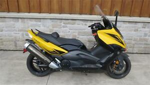 2009 Yamaha T Max Scooter $4999+HST+Fuel+License