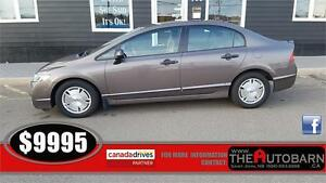 2011 HONDA CIVIC DX-G - FULLY LOADED - CRUISE - ONLY 88000KM