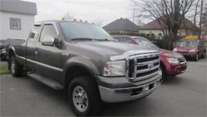2006 Ford Super Duty F-250 XLT   4X4  FINANCEMENT MAISON