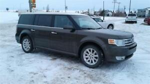 * 2011 FORD FLEX SEL AWD * LEATHER * SUNROOF * FULLY INSPECTED *