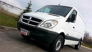 "2008 Dodge Sprinter 2500, DIESEL, 3.0 V6, 144""WB, Accident Free"