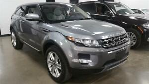 2012 Land Rover Range Rover Evoque AWD*Pure Plus*HUGE Pano Roof