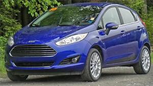 2015 Ford Fiesta Titanium (Leather!)