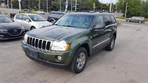 2007 Jeep Grand Cherokee Limited IN MINT CONDITION