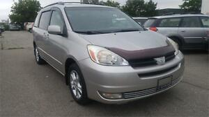 2004 Toyota Sienna XLE Limited 7 Passenger Certified