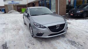 2015 Mazda Mazda3 GX/BLUE TOOTH/PUSH BUTTON START/IMMACULATE$12