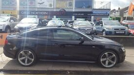 Audi A5 1.8 TFSi (170) Black Edition Coupe