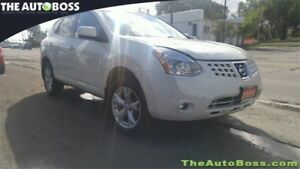2009 Nissan Rogue SL CERTIFIED! AWD! ACCIDENT FREE! WARRANTY!
