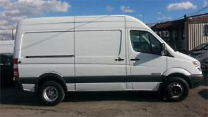 2008 Dodge Sprinter 3500 /45 IN STOCK!/ TOPROOF / DIESEL / 3.0 V