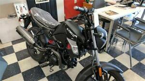 Kymco 125cc  K-pipe
