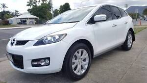 Feature Packed - 2008 Mazda CX-7 Luxury Wagon - 3 Year Warranty Westcourt Cairns City Preview