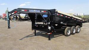 """60""""x10Ft Tandem Axle Dumpbox (7,000 Lbs GVW)"""