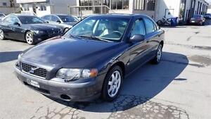 2002 Volvo S60 AWD Limited Edition Automatic