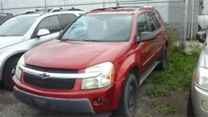 2005 Chevrolet Equinox LT  RUNS GREAT DRIVES AS.IS DEAL