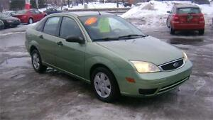 2007 Ford Focus SE ***Gas Saver***