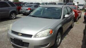 2006 Chevrolet Impala LS runs and drives great as is deal