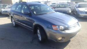 Subaru Legacy Outback|2.5i |Limited |AWD |Certified