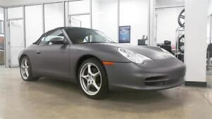 2003 Porsche 911 Carrera 2 Cabriolet,6 spd, Very good condition!