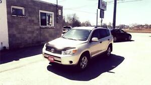 2008 Toyota RAV4 4WD *Free 6 Month Powertrain Warranty*