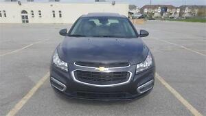 2015 Chevy Cruze Fully Loaded with only 16186kms