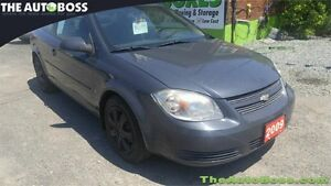 2009 Chevrolet Cobalt LT CERTIFIED! ACCIDENT FREE! WARRANTY!