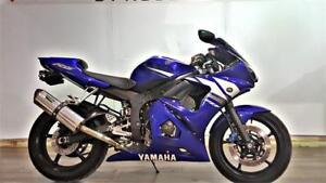 YAMAHA R6 2003